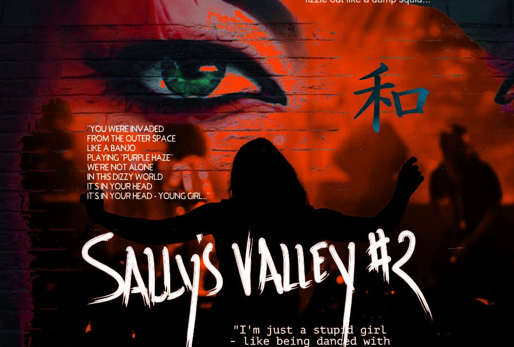 Sally's Valley #2 will premiere September 7th 2019